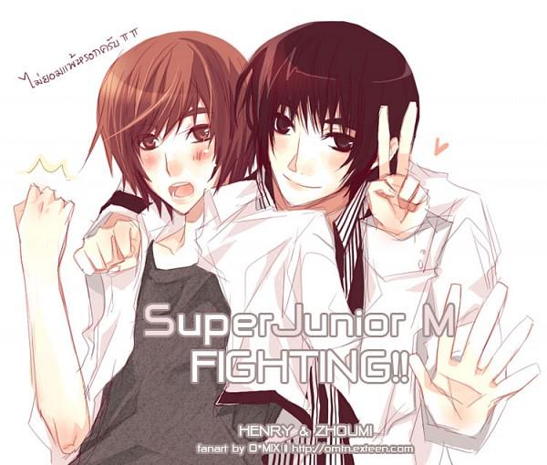Tags: Anime, Zhou Mi, Henry (Super Junior), K-pop, Super Junior