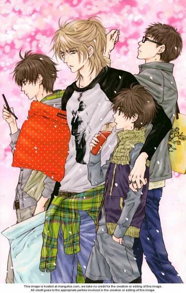 Super Lovers - Abe Miyuki