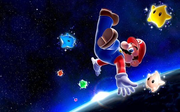 Super Mario Galaxy - Nintendo