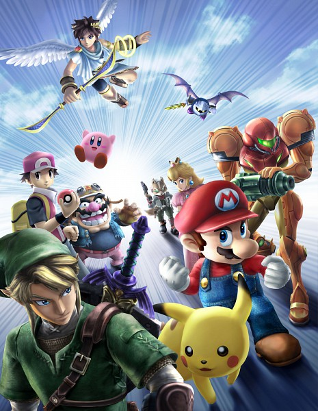 Super Smash Bros. - Nintendo