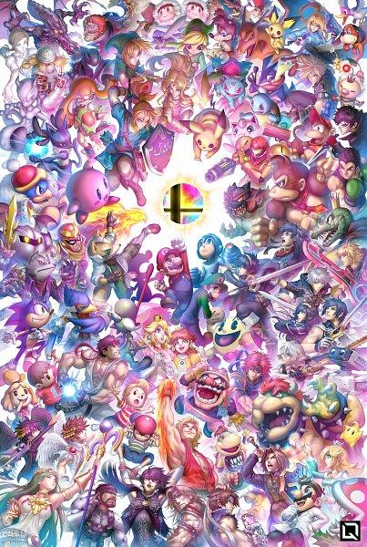 Tags: Anime, Quirkilicious, Nintendo, Pac-Man, Zelda no Densetsu: Breath of the Wild, Donkey Kong, Super Mario Bros., Dragon Quest XI, Super Smash Bros., Banjo-kazooie, Shin Megami Tensei: PERSONA 5, Zelda no Densetsu, Kirby Series