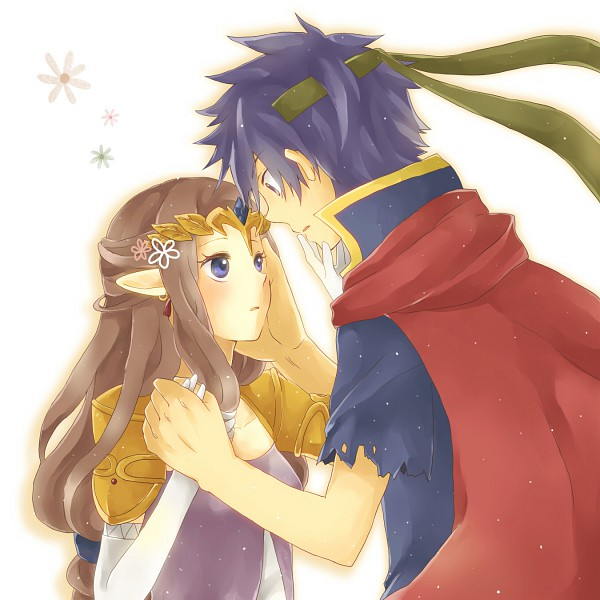 Tags: Anime, Pixiv Id 2586267, Ike, Princess Zelda, Pixiv, Fanart From Pixiv, Fanart
