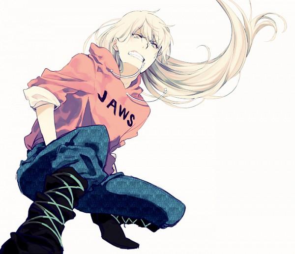Tags: Anime, Kouichirou, Katekyo Hitman REBORN!, Superbi Squalo, Fanart From Pixiv, Fanart, Pixiv