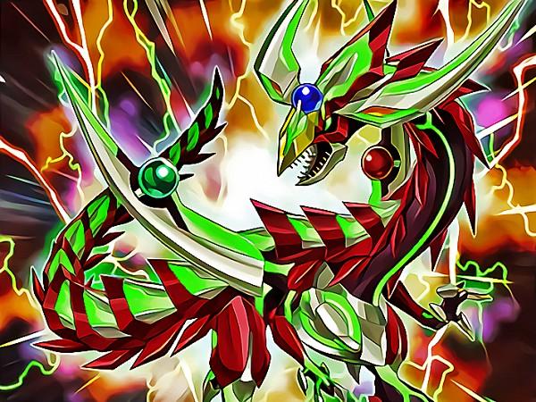 Supreme King Servant Dragon Odd-Eyes - Yu-Gi-Oh! ARC-V