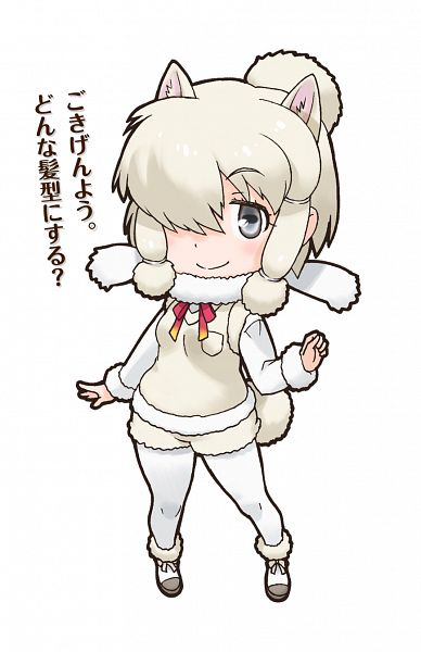 Suri Alpaca (Kemono Friends) - Kemono Friends