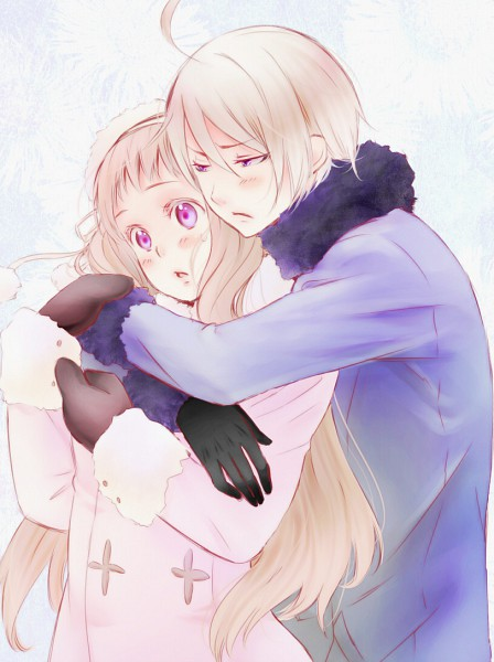 Surprise Hug - Zerochan Anime Image Board-1485