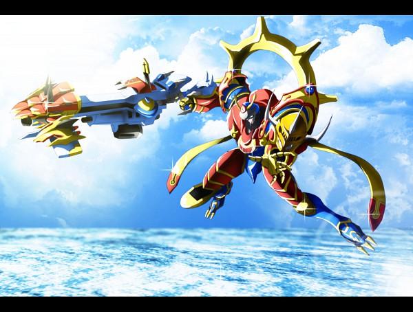 Susanomon - Digimon Frontier