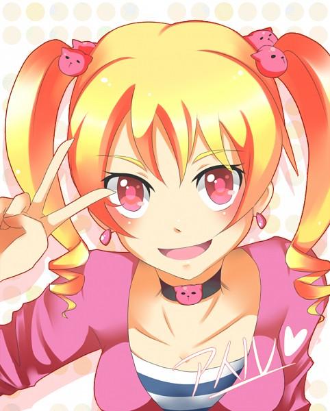 Suzaki Airu - Digimon Xros Wars