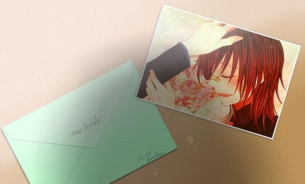 Tags: Anime, Pixiv Id 1257460, Cardfight!! Vanguard, Suzugamori Ren, Pixiv, Wallpaper, Fanart, Team FFAL4