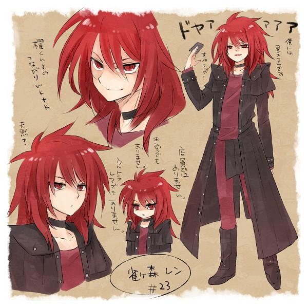 Tags: Anime, Tora (Pixiv 166748), Cardfight!! Vanguard, Suzugamori Ren, Fanart, Pixiv, Team FFAL4