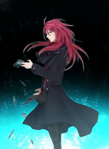 Tags: Anime, Chiroru (Pixiv 786928), Cardfight!! Vanguard, Suzugamori Ren, Pixiv, Fanart, Team FFAL4