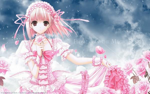 Tags: Anime, Suzuhira Hiro, Fan Character, Sweet Lolita, Wallpaper