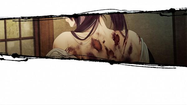 Tags: Anime, Yomi (Pixiv390297), Ken ga Kimi, Suzukake, Wallpaper, Facebook Cover, CG Art