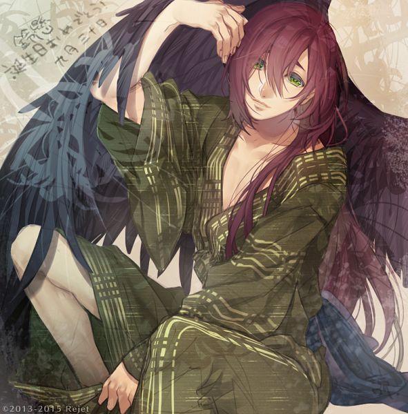 Tags: Anime, Yomi (Pixiv390297), Rejet, Ken ga Kimi, Suzukake, Official Art