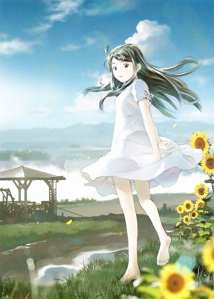 Tags: Anime, Yoshizuki Kumichi, Mahou Tsukai Ni Taisetsu Na Koto: Natsu No Sora, Suzuki Sora, Scan, Official Art
