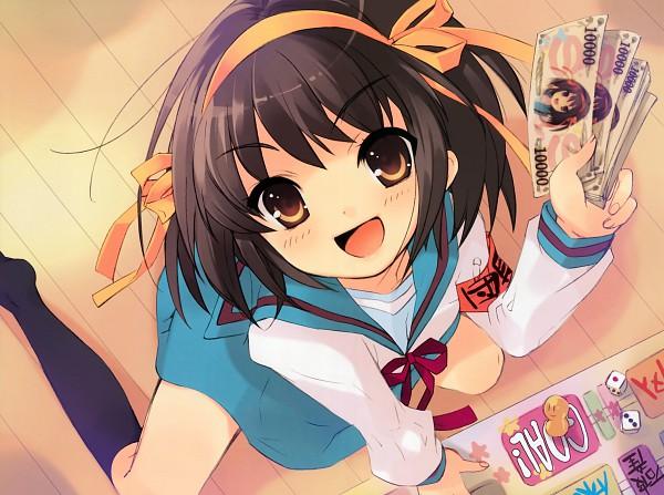 Tags: Anime, Ito Noizi, Suzumiya Haruhi no Yuuutsu, Suzumiya Haruhi, Money
