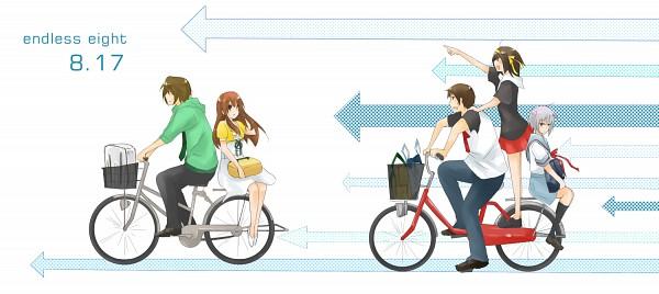 Tags: Anime, Shirases, Suzumiya Haruhi no Yuuutsu, Koizumi Itsuki, Kyon, Nagato Yuki, Asahina Mikuru, Suzumiya Haruhi, Facebook Cover, The Melancholy Of Haruhi Suzumiya