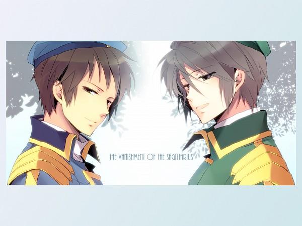 Tags: Anime, Pon De Yomisen, Suzumiya Haruhi no Yuuutsu, Kyon, Koizumi Itsuki, Wallpaper, The Melancholy Of Haruhi Suzumiya