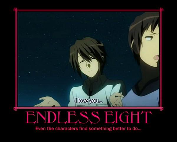 Tags: Anime, Suzumiya Haruhi no Yuuutsu, Kyon, Koizumi Itsuki, Demotivational Poster, Screenshot, The Melancholy Of Haruhi Suzumiya