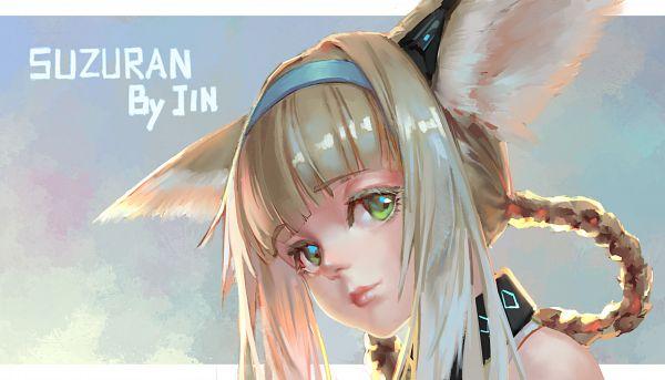 Tags: Anime, Pixiv Id 18752941, Arknights, Suzuran (Arknights)