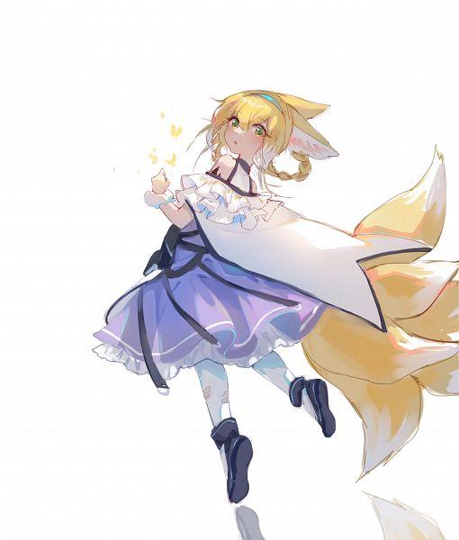 Tags: Anime, Pixiv Id 21995769, Arknights, Suzuran (Arknights)