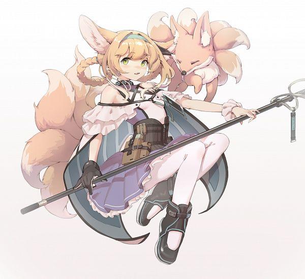 Tags: Anime, Pixiv Id 4596893, Arknights, Suzuran (Arknights)