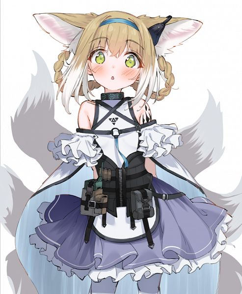 Tags: Anime, Pixiv Id 720383, Arknights, Suzuran (Arknights)