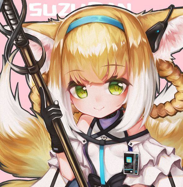 Tags: Anime, Pixiv Id 12943858, Arknights, Suzuran (Arknights)