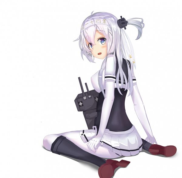 Tags: Anime, Pixiv Id 14475287, Kantai Collection, Suzutsuki (Kantai Collection), Chou-10cm-hou-chan (Suzutsuki)