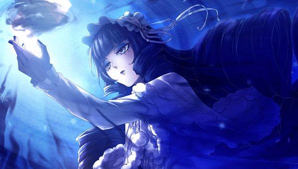 Tags: Anime, Shiroma (Pixiv3880449), Karin Entertainment, Zettai Meikyuu Himitsu no Oyayubi-hime, Svia, Official Art, CG Art