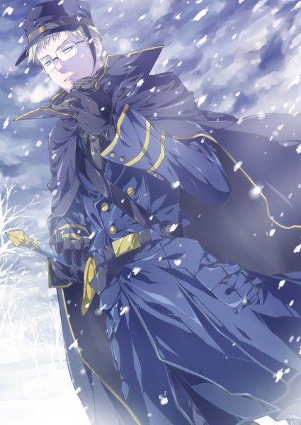 Tags: Anime, Axis Powers: Hetalia, Sweden, Mobile Wallpaper, Artist Request