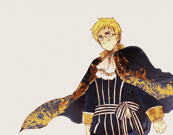 Tags: Anime, Himaruya Hidekaz, Axis Powers: Hetalia, Sweden, Colorization, Livejournal, PNG Conversion, Nordic Countries