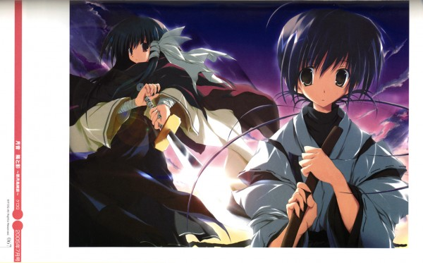 Tags: Anime, Sweet Girls, Dengeki Hime