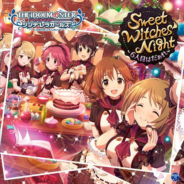 Sweet Witches' Night ~Rokuninme wa Daare~