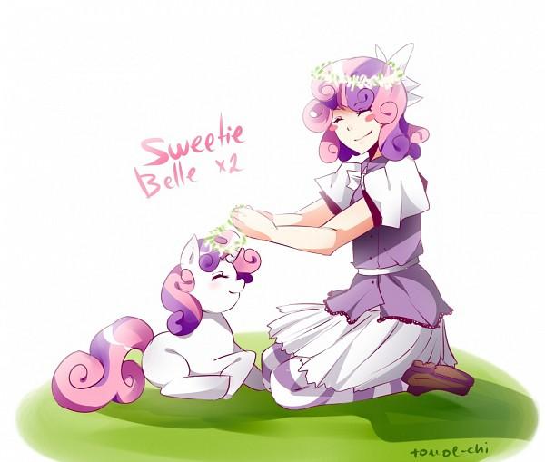 Sweetie Belle - My Little Pony