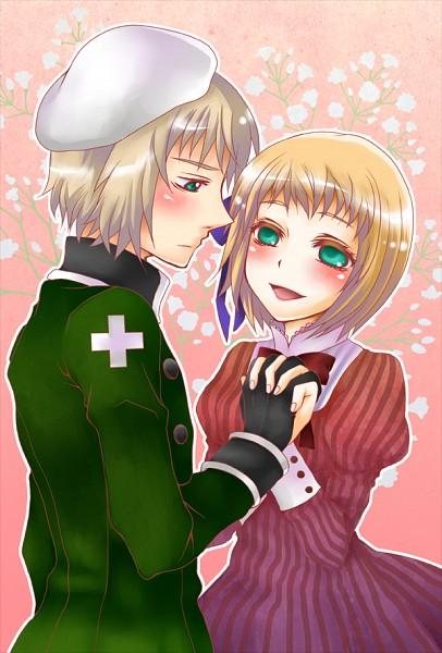 Swissliech - Axis Powers: Hetalia