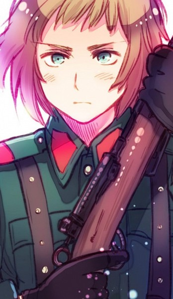 Switzerland - Axis Powers: Hetalia