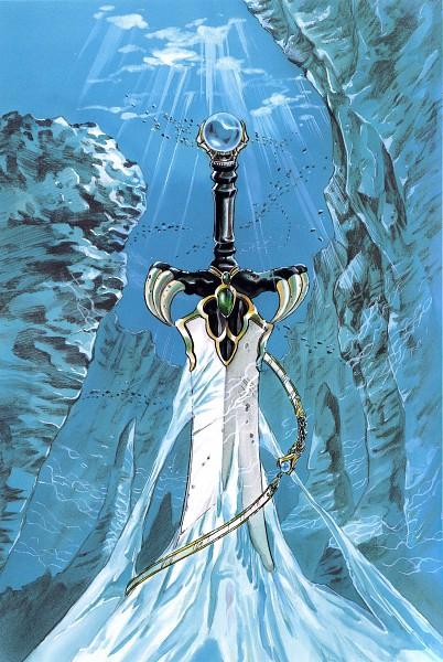 Sword - Weapons