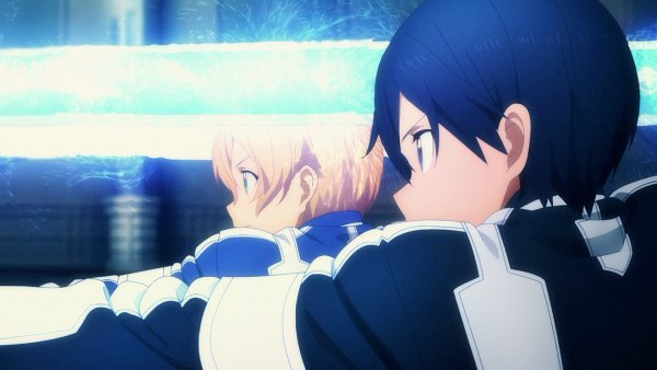 Tags: Anime, A-1 Pictures, Sword Art Online, Sword Art Online: Alicization, Eugeo (Sword Art Online), Kirigaya Kazuto, Screenshot, Wallpaper