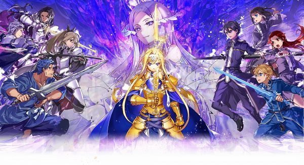 Sword Art Online: Alicization Blading (Sword Art Online: Alicization Rising Steel) - Bandai Namco Entertainment