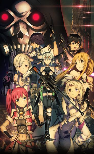 Sword Art Online: Fatal Bullet - Dimps