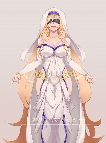 Tags: Anime, Pixiv Id 20608762, Goblin Slayer, Sword Maiden, Fanart From Pixiv, Pixiv, Fanart