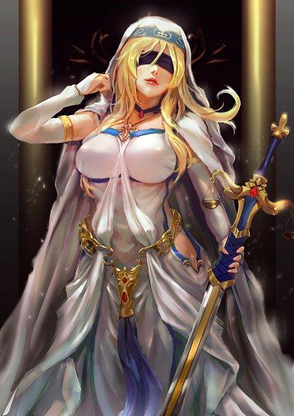 Tags: Anime, CGlas, Goblin Slayer, Sword Maiden, Fanart From Pixiv, Pixiv, Fanart