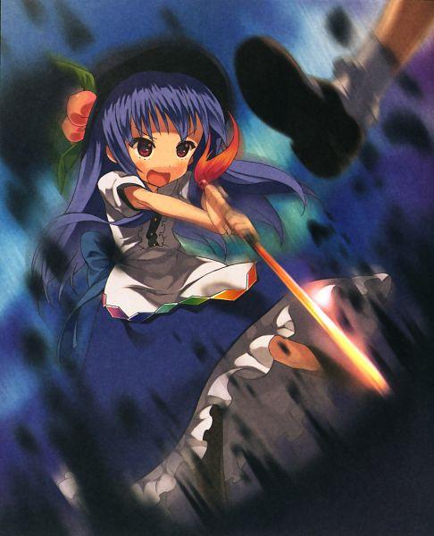 Sword of Hisou - Touhou