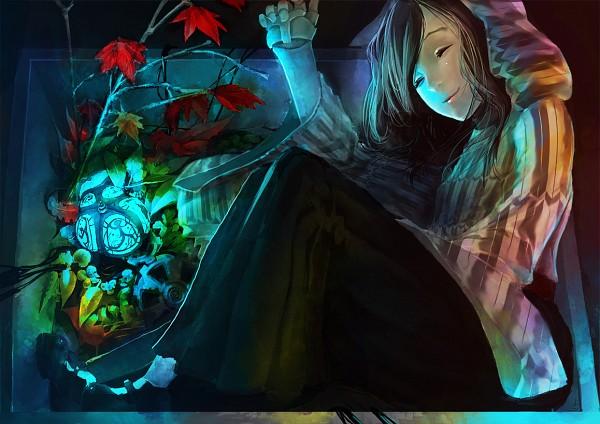 Tags: Anime, Syh3iua83, Pixiv, Original