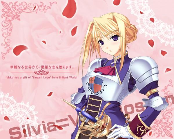 Tags: Anime, Princess Lover!, Sylvia van Hossen, Wallpaper