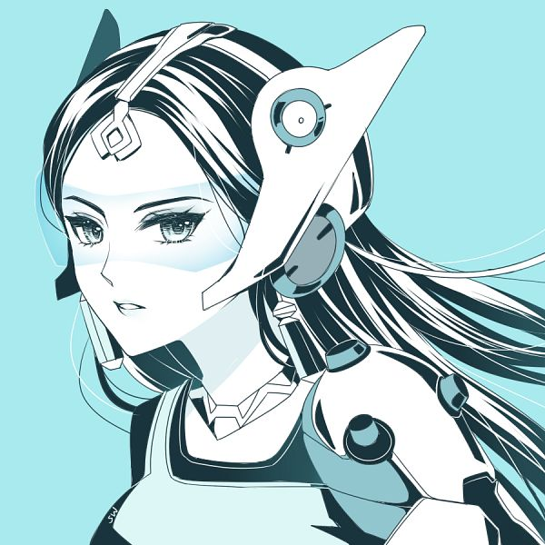 Tags: Anime, Atobesakunolove, Overwatch, Symmetra, Fanart From Pixiv, Pixiv, Fanart