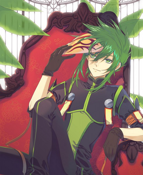 Tags: Anime, Enk, Namco, Tales of the Abyss, Synch the Gale, Fanart, Pixiv