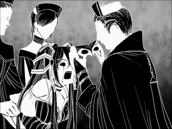 Tags: Anime, Suzunosuke, VOCALOID, Hatsune Miku, Synchronicity, Screenshot