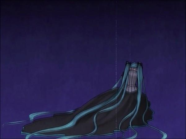 Tags: Anime, Suzunosuke, VOCALOID, Hatsune Miku, Screenshot, Synchronicity